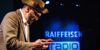 Igi Bühler Radio Pilatus Comedy Night